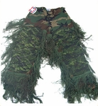 Sniper Ghillie Pants Leafy
