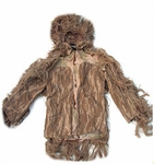 Sniper Ghillie Suit Jacket Desert
