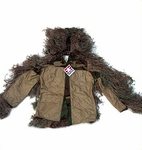 Sniper Ghillie Suit Jacket Mossy