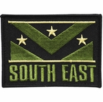 South Pacific Regional Patch