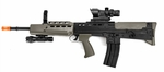 Spring Airsoft Rifle w/ Flashlight L85A2 Style