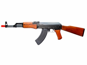 SRC TSD Tactical Gen-II AEG model AK47 Full Stock Airsoft Rifle