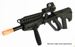 Steyr AUG A3 RIS AEG Airsoft Rifle, Sportline Package by ASG