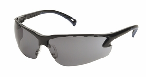 Strike Systems Protective Glasses, Gray Lens