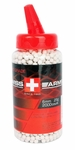 Swiss Arms Pro Grade 0.25g BBs, 2000 ct Bottle with Easy Loader Lid