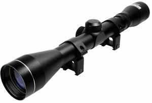 Swiss Arms 4x40 Scope with weaver/picatinny rings