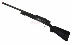 Swiss Arms Black Eagle M6 Airsoft Sniper Rifle