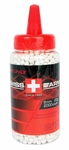 Swiss Arms Pro Grade 0.20g BBs, 2000 ct Bottle with Easy Loader Lid