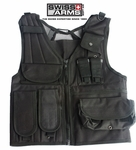 Swiss Arms Tactical Vest - Black