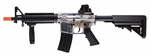 Tactical Force TF4 OPS Full Auto RIS CQB Airsoft Gun, Clear