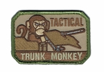 Tactical Trunk Monkey Patch, MultiCam