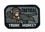 Tactical Trunk Monkey Patch, SWAT
