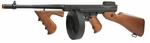 Thompson M1928 Full-Metal Body AEG + Power Booster Pack
