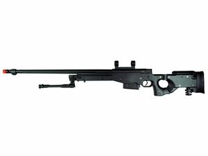 TSD G96 Gas Powered Bolt Action Sniper Rifle, Black