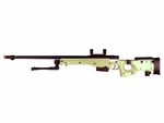 TSD G96 Gas Powered Bolt Action Sniper Rifle, Tan