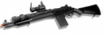 TSD M14 Sniper Spring Airsoft Rifle Combo Short Version