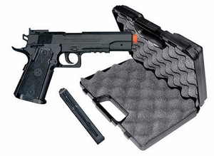 TSD Sports 1911 Style CO2 Powered Airsoft Pistol