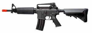 TSD Sports Competition M4CQB Commando AEG - Crane Stock