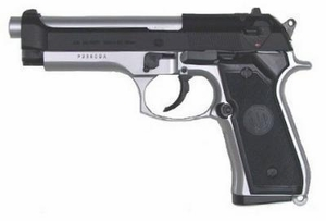 TSD Sports Model 958 Pistol - Two Tone M9 Style