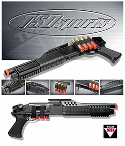 TSD Sports Shell Loading Pump Action Airsoft Shotgun