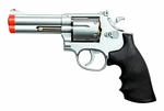 "TSD Sports Spring Revolver - 4"" Barrel Airsoft Pistol"