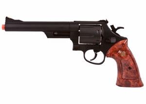 "TSD Sports UHC 6"" Green Gas Airsoft Revolver"