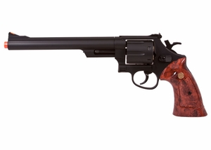 "TSD Sports UHC 8"" Green Gas Airsoft Revolver"