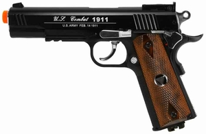 TSD Tactical-601 CO2 Blowback M1911, Metal Slide 450+ FPS, BBW