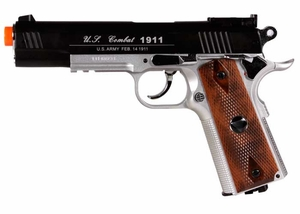 TSD Tactical-601 CO2 Blowback M1911, Metal Slide 450+ FPS, BSW