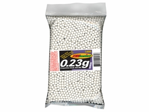 TSD Tactical 6mm .23g Precision BBs - 5000 Round Bag, White
