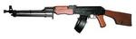 TSD Tactical Gen-II AEG model RPK Light Airsoft Machine Gun