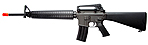 TSD Tactical Gen-II AEG model SR4 A3(long barrel) All-Metal Airsoft Rifle