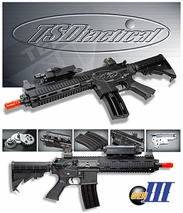 TSD Tactical Gen-III 516-D10 AEG Airsoft Rifle