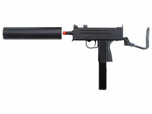 TSD Tactical Mac 11 Green Gas Airsoft Gun