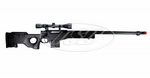 TSD Tactical SD96 Bolt-Action Long Sniper Rifle, Version 3 - Black