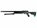 TSD Tactical SD98 Bolt Action Sniper Rifle - Black, REFURBISHED