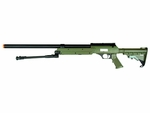 TSD Tactical SD98 Bolt Action Sniper Rifle - OD Green
