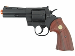 TSD/UHC Model 138B 4in Gas Revolver