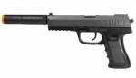 U978 MK23 Navy Seal Spring Airsoft Pistol by UTG - REFURBISHED