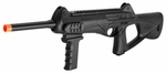 UK Arms M182 Spring Powered Airsoft Gun with Flashlight and Red Dot Sight