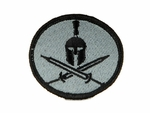 UK ARMS Spartan Velcro Patch