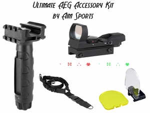 Ultimate AEG Accessory Kit by AIM Sports