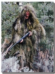 Ultra-light Ghillie Suit Jacket Desert