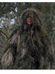 Ultra-light Ghillie Suit Jacket WoodLand