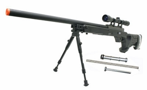 UPGRADED Mauser Pro Tactical Sniper Rifle and Scope by Cybergun