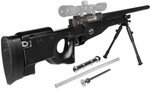 UPGRADED Well L96 Airsoft Sniper Rifle 500+ FPS