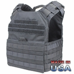 Condor US1020 Cyclone Lightweight Plate Carrier, Black