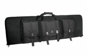 "UTG Combat Web 34"" Gun Case, Black"