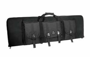 "UTG Combat Web 38"" Gun Case, Black"