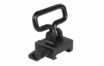 UTG Detachable Rail Mounted Sling Swivel with Picatinny Base
